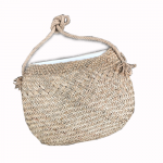 Woven Bag w/Rope Handle