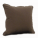 60cm Cushion Cover - Chocolate