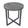 Byron Round Side Table