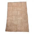 Jute Patched Floor Rug