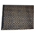 Jute & Cotton Floor Rug - 50x80cm