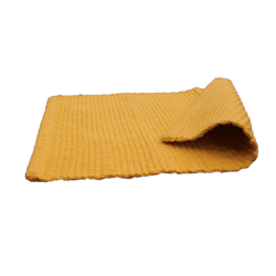 Yellow Cotton Placemat