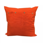 60cm Cushion Cover - Tangerine