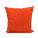 40cm Cushion Cover - Tangerine