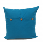 60cm Cushion Cover - Turquoise