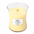 Woodwick Candle Medium - Lemon