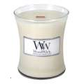 Woodwick Candle Medium - Linen